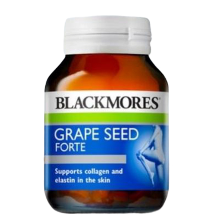 Blackmores Grape Seed Forte 30Tabs (01951) Grape Seed (Vitis Vinifera) | BLACKMORES