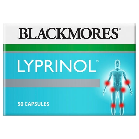 lyprinol 50caps (01699) | BLACKMORES