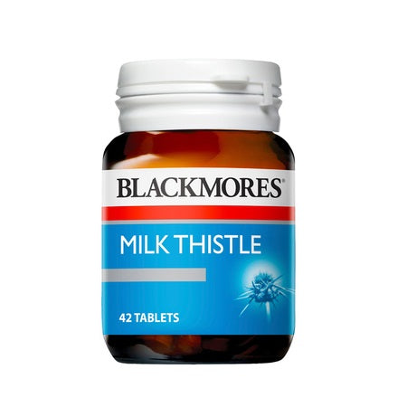 milk thistle 42tabs st mary's thistle | BLACKMORES