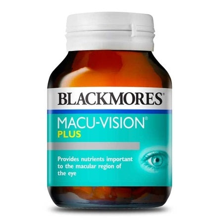 Blackmores Macu-Vision Plus 60Tabs (28359 | BLACKMORES