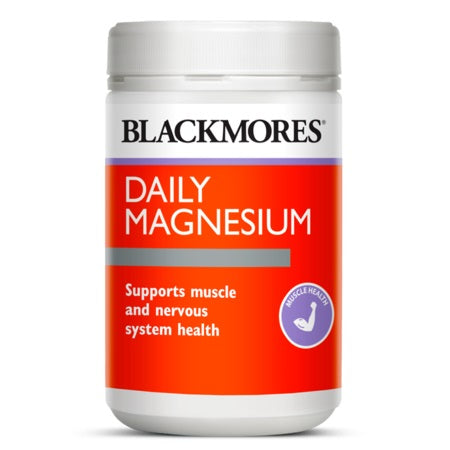 Blackmores Daily Magnesium Powder 150G (24332) Magnesium (Mg) | BLACKMORES