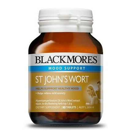 Blackmores St Johns Wort 90Tabs | BLACKMORES