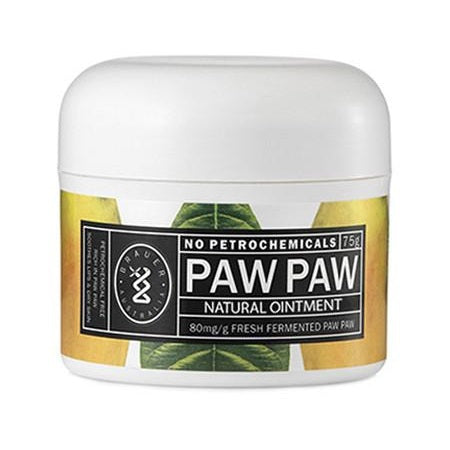 Brauer Natural Paw Paw Ointment 75g | BRAUER NATURAL