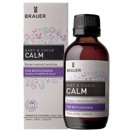 Brauer Natural Baby & Child Calm 100ml | BRAUER NATURAL