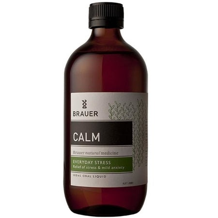 CALM ORAL LIQUID 500ml | BRAUER NATURAL