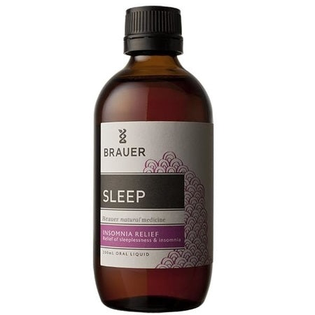 Brauer Natural Sleep (Insominia Relief) Oral Liquid 200ml | BRAUER NATURAL