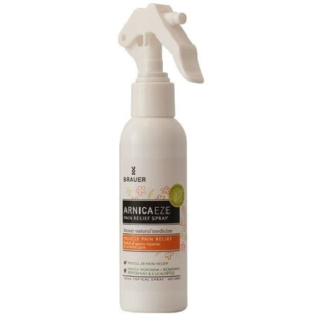 arnicaeze plus pain relief spray 125ml | BRAUER NATURAL