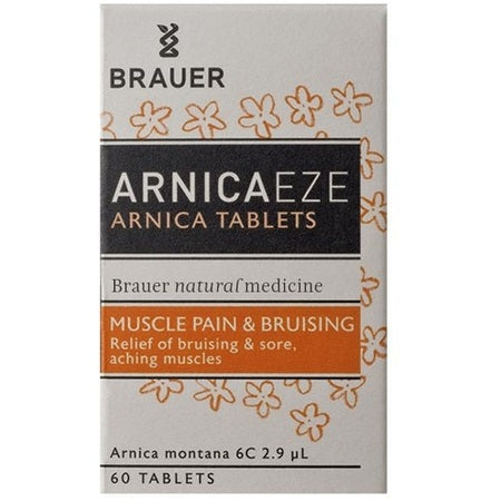 ARNICA EZE ARNICA 60Tabs | BRAUER NATURAL
