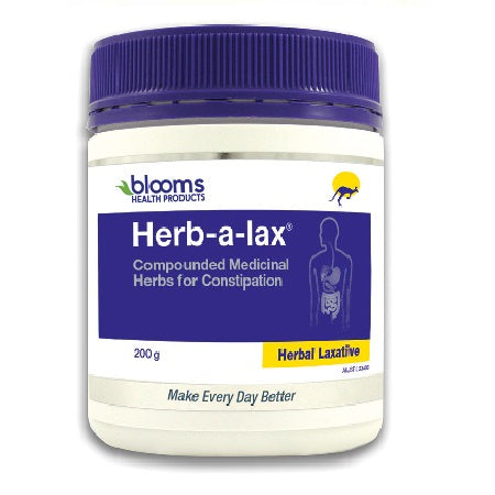HERB-A-LAX BLEND MED HERB 200g COMPLEX | BLOOMS