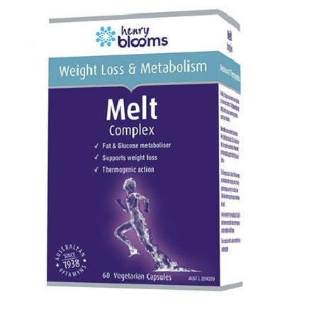 melt weight loss 60caps complex | BLOOMS
