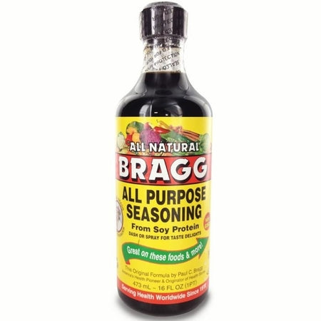 Bragg All Purpose Seasoning 473ml (Bx12) | BRAGG