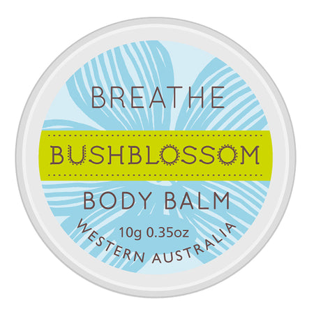 breathe body balm 10g | ELIXIR