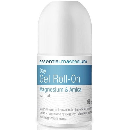 magnesium day gel roll on 75ml | ESSENTIAL MAGNESIUM