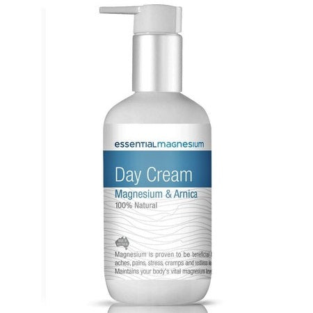 Essential Magnesium Magnesium Day Cream 250ml | ESSENTIAL MAGNESIUM