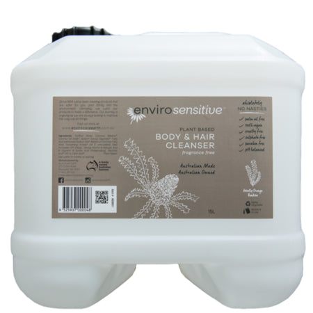 Envirocare Sensitive Body & Hair Cleanser 15L | ENVIROCARE