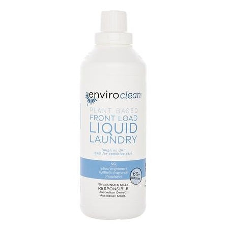 Enviroclean Front Load Laundry Liquid 100ml | ENVIROCLEAN