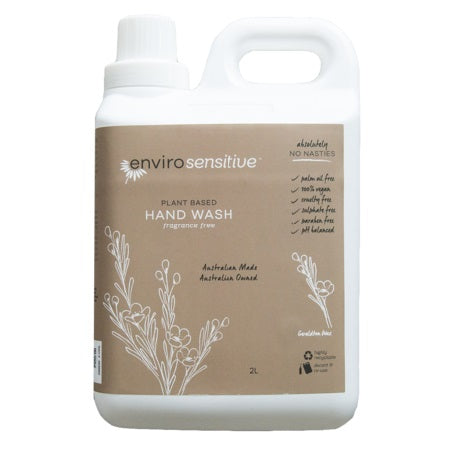 SENSITIVE HAND WASH 2L | Go Health Australia