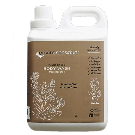 Envirocare Sensitive Body Wash 2L | ENVIROCARE