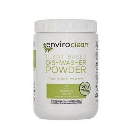 Enviroclean Dishwasher Powder 1Kg | ENVIROCLEAN