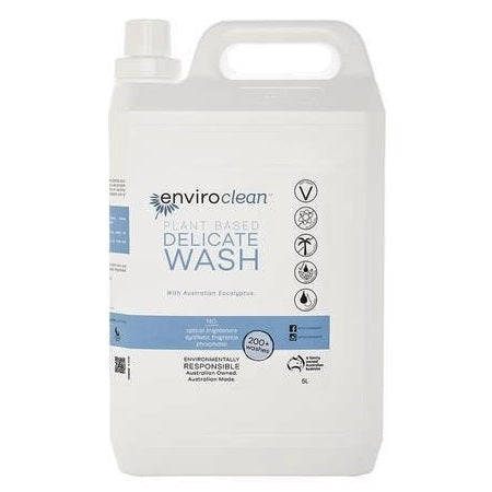 delicate & wool wash concentrate 5l | ENVIROCLEAN