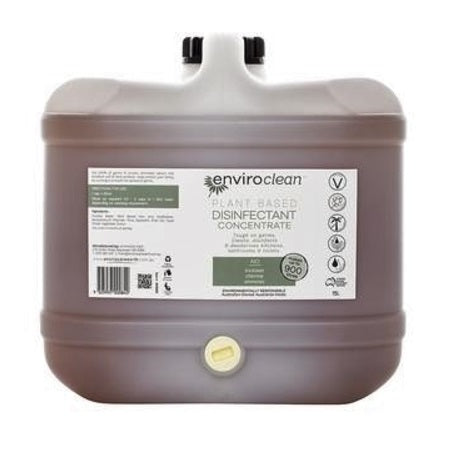 disinfectant concentrate 15l | ENVIROCLEAN