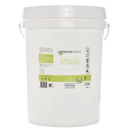 Enviroclean Dishwasher Powder 20Kg