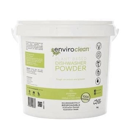 Enviroclean Dishwasher Powder 5Kg | ENVIROCLEAN