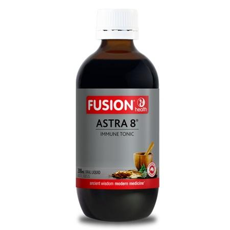 Fusion Health Astra 8 200ml Astragalus Root | FUSION HEALTH
