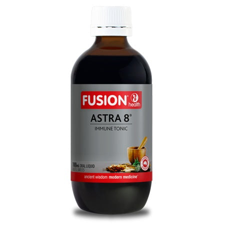 Fusion Health Astra 8 100ml Astragalus Root | FUSION HEALTH
