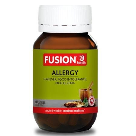 Fusion Health Allergy 60Vcaps | FUSION HEALTH