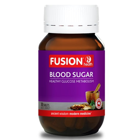 Fusion Health Blood Sugar 30Tabs AMLA | FUSION HEALTH