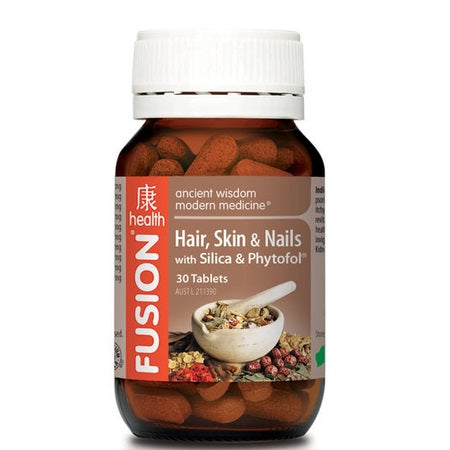 HAIR SKIN & NAILS 30Tabs Phytofol® root | FUSION HEALTH
