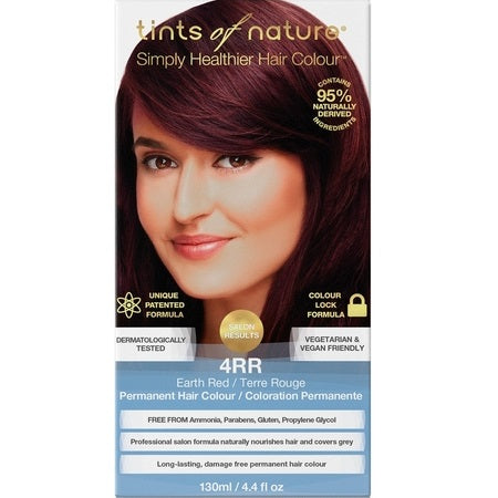 Tints Of Nature Earth Red Permanent 4Rr 130ml