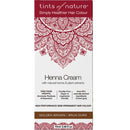 Tints Of Nature Henna Cream Golden Brown 70ml | TINTS OF NATURE