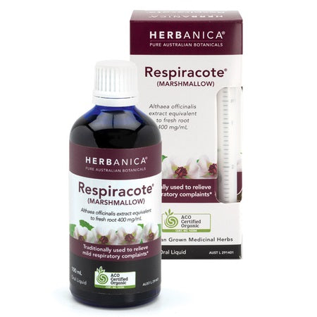 Herbanica Respitacote 100ml