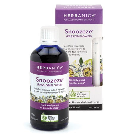 Herbanica Snoozeze 100ml