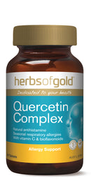 Herbs of Gold Quercetin Complex 60tabs