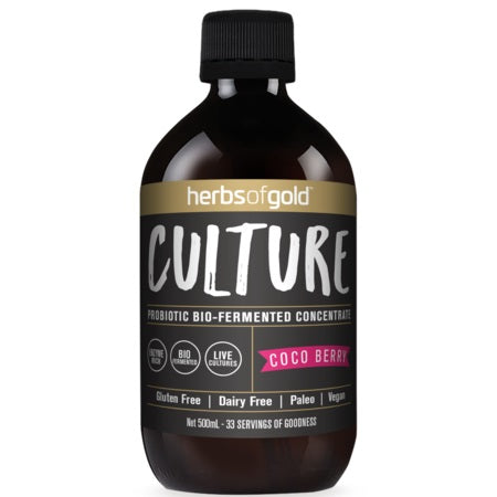 Herbs of Gold Culture Coco Berry 500ml | HERBS OF GOLD