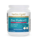 Herbs of Gold Zinc Forte + C 100g Complex | HERBS OF GOLD