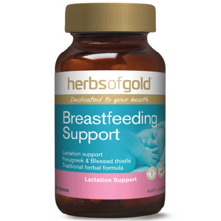 breastfeeding support 60tabs complex | HERBS OF GOLD