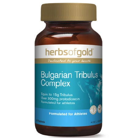 Herbs of Gold Bulgarian Tribulus Complex 30tabs Tribulus (Tribulus Terrestris) | HERBS OF GOLD