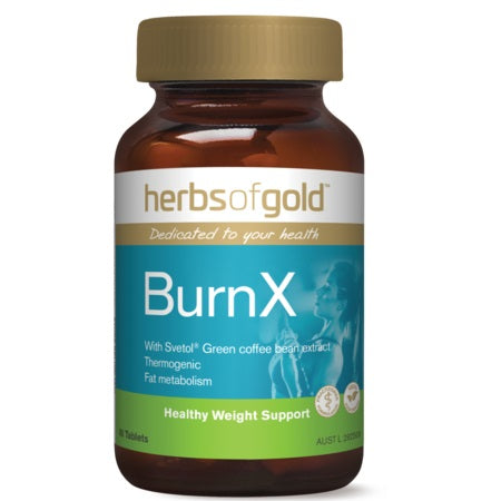 Herbs of Gold Burnx 60tabs Complex | HERBS OF GOLD