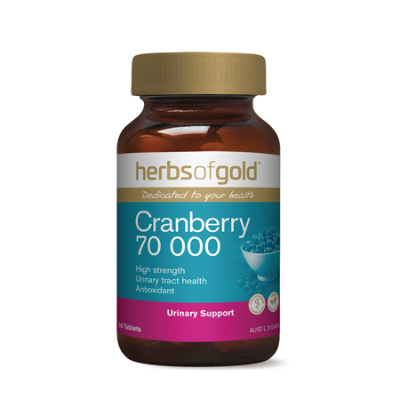 Herbs of Gold Cranberry 70000 50tabs | HERBS OF GOLD