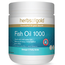 Herbs of Gold Fish Oil 1000 400caps Fish Oils | HERBS OF GOLD