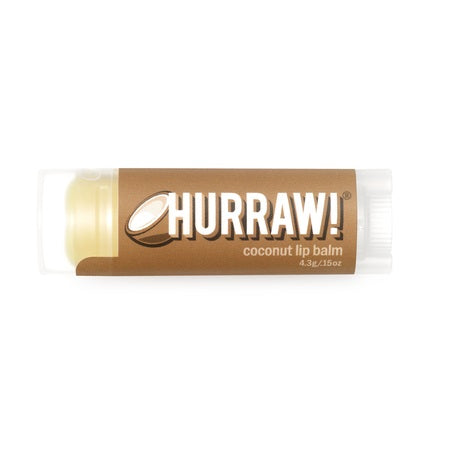 coconut lip balm 4.3g (bx24) | HURRAW