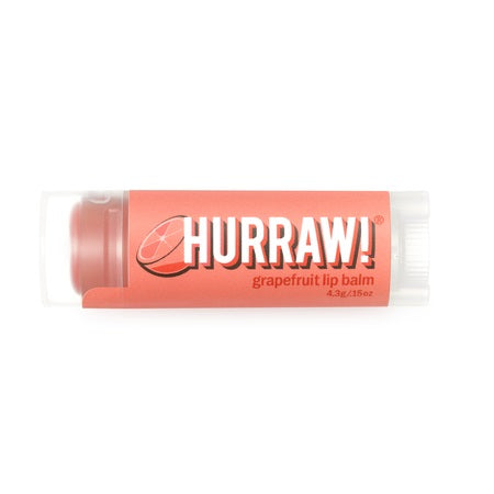 GRAPEFRUIT LIP BALM 4.3g (BX24) | HURRAW