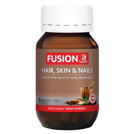 Fusion Health Hair Skin & Nails 90Tabs