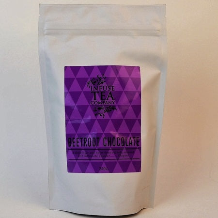 beetroot chocolate bag 250g | INFUSE TEA COMPANY