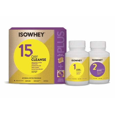 Isowhey Weight Management 15 Day Cleanse Pack | ISOWHEY WEIGHT MANAGEMENT