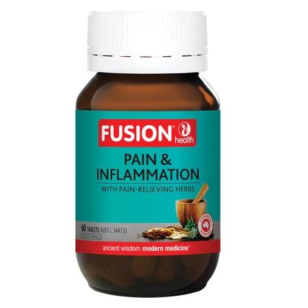 Fusion Health Pain & Inflammation 60Tabs